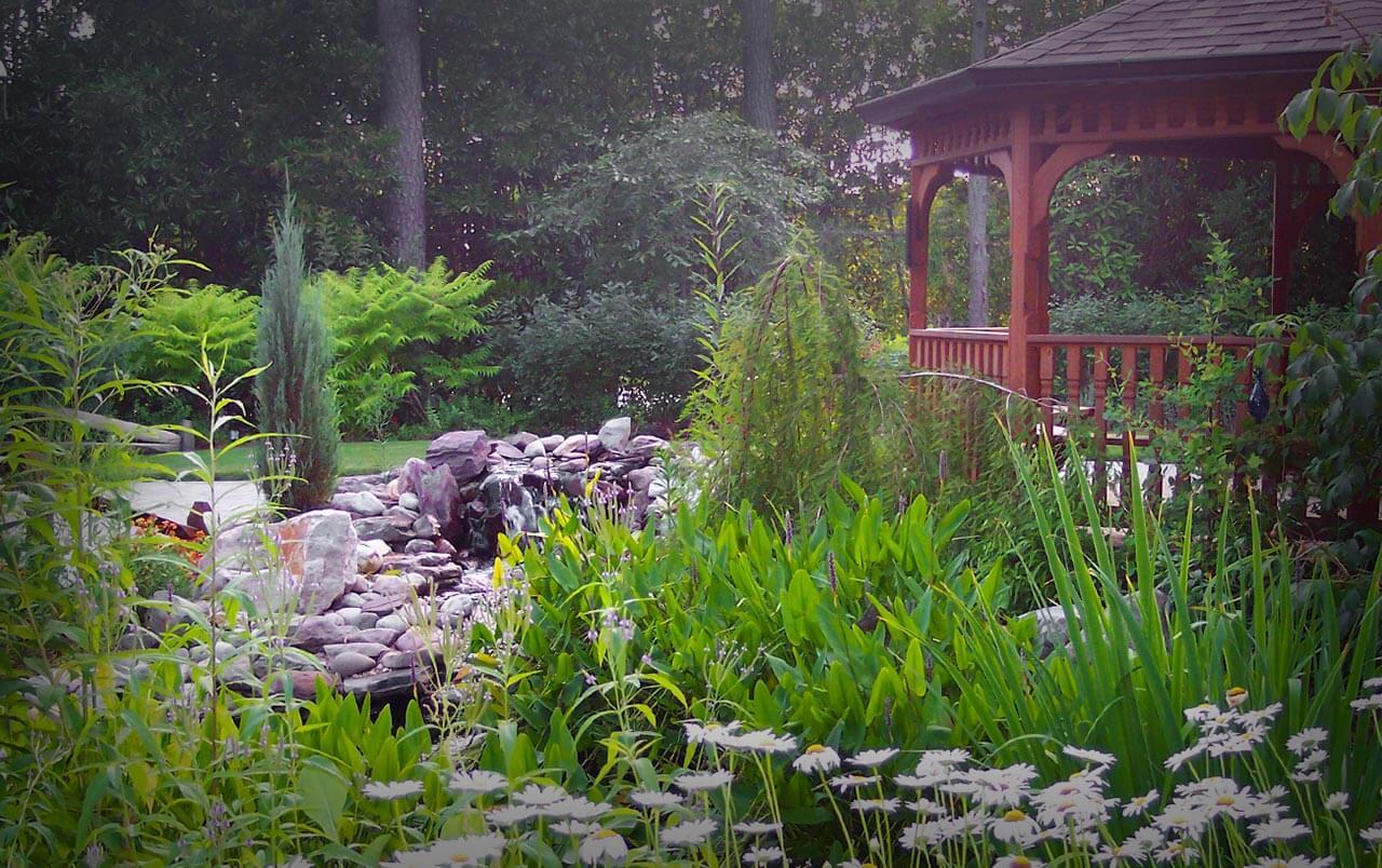 Landscape Design Williamsburg Va Trust Custom Gardens
